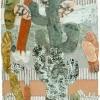Cactus painting | Cactus Collage