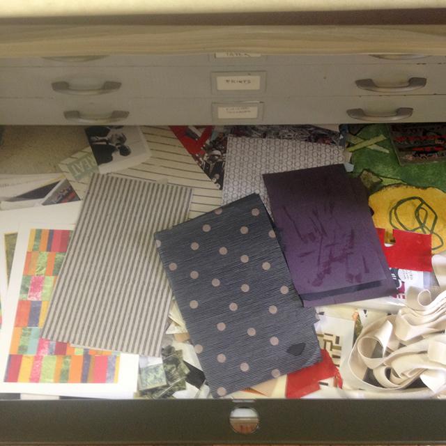 640_open flat file drawer
